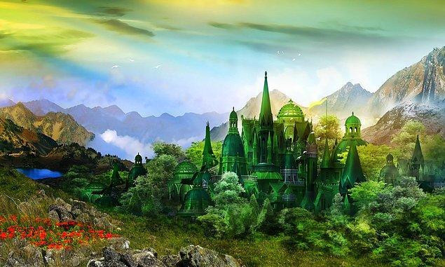 14. Oz Diyarı - Oz Büyücüsü