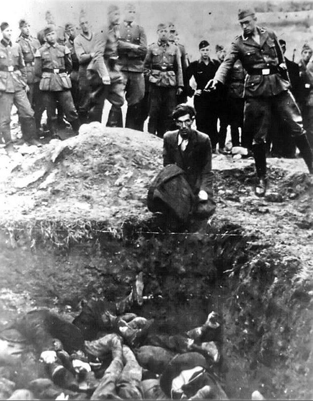 19. Vinnitsa'da yaşayan son Yahudi, 1941.