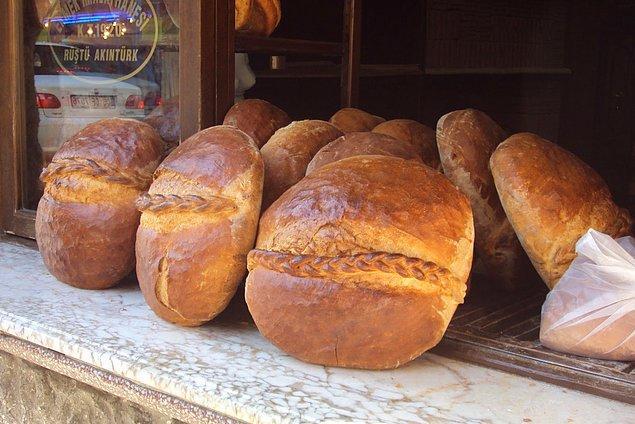 6. Hadi minik bir ipucu vereyim, Heidi bu ekmeğe bayılırdı!