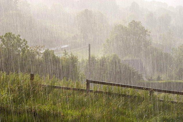 3. Bir anda başlayan yağmur ardından duyulan o toprak kokusu hakkında ne düşünüyorsun?