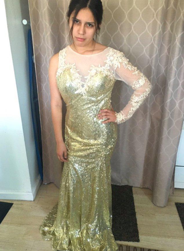 6. Gerçekte elbise provaları: