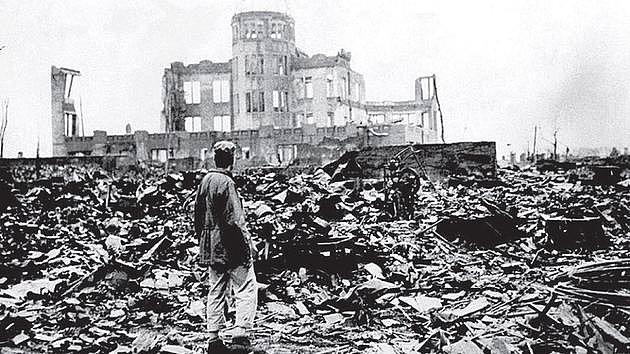 Nagazaki yerine aslında bombalanması planan yer Kyoto idi.