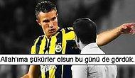 Vitor Pereira'nın Kovulmasına Pek Sevinen Fenerbahçe Taraftarından Mizah Resitali