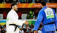 Olimpiyatlara Siyaset Bulaştı! Mısırlı Judocu Rakibinin Elini Sıkmadı
