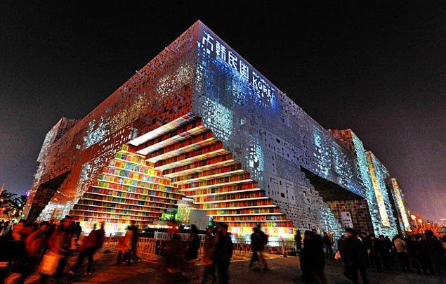 4. Güney Kore EXPO Pavyonu, Çin