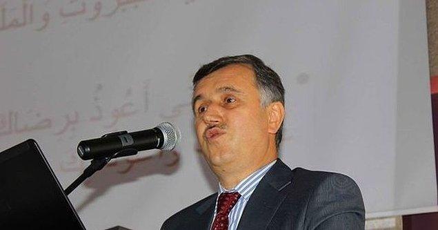 Hocası Prof. Dr. Aydüz de tutuklandı