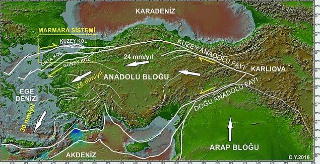 2) Türkiye'nin Deprem Potansiyeli Ne Durumda?