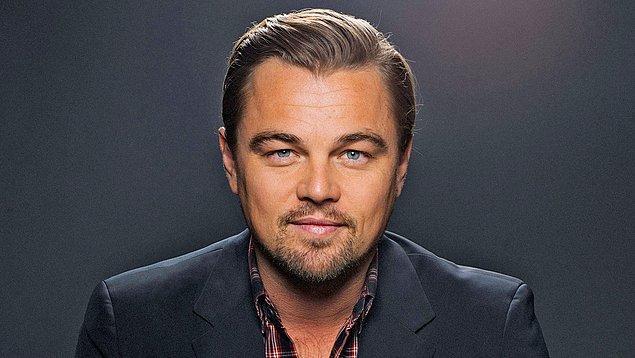 14. Leonardo DiCaprio, kapalı alanlarda kalmaktan korkuyor.
