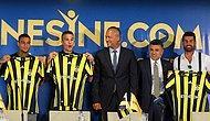 Fenerbahçe'nin Forma Göğüs Sponsoru 'Nesine' Oldu