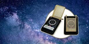 Teknoloji Galaksiler Ötesinden Esinlenmişti: Dünyanın İlk Kapaklı Cep Telefonuyla Tanışın