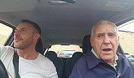 Alzheimer Hastası Bir Adam ve Oğlundan Araba İçinde Muhteşem Düet