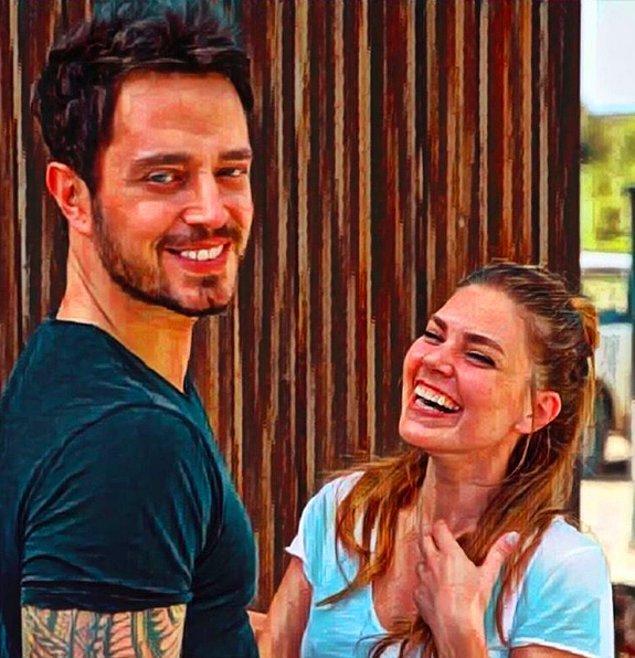 5. Nitekim aralarındaki enerjiyi sadece biz değil, onlar da farketmiş olacak ki yepyeni bir aşk gülücükler arasından filizleniverdi!
