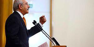 Kılıçdaroğlu: '17-25'i Aklamak İçin Kullanmayın'