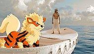 Pokemonların Popüler Filmlerin Ünlü Sahnelerinde Hayat Bulduğu 22 Çalışma