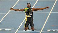 Dünyanın En Hızlı Adamı 9'da 9 Yaptı