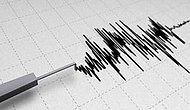 Türkiye ve Çevresinde Olan Son Olan Depremler!