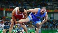 Güreşte Taha Akgül ile Altın, Selim Yaşar ile Gümüş Madalya Kazandık!
