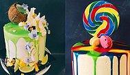 Bunlar Pastaysa Biz Ne Yiyoruz? Görüntüleri Bile Sizi Büyülemeye Yetecek Leziz Pastalar
