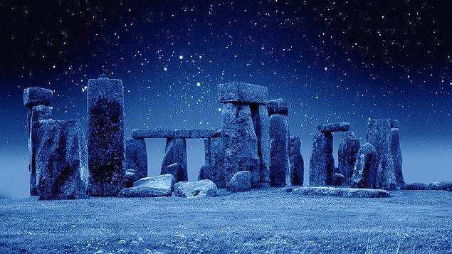 Taşların yalnızca Güneş ve Ay ile değil çevreyle ilişkisi de keşfedildi