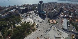 Taksim ve Kızılay Meydanlarına Ücretli Giriş Yeniden Gündemde