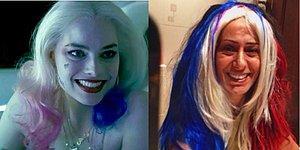Suicide Squad'ın ve Dünyanın En Güzel Kötüsü Harley Quinn'e Alternatif Üreten 15 Kişi