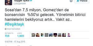 Beşiktaş Taraftarının Transfer Hasretini Gösteren 17 Paylaşım