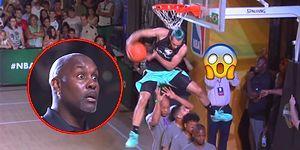 Yaptığı Smaçlarla NBA Oyuncularının Ağızlarını Açık Bırakan Adam: Jordan Kilganon