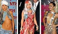 MTV Video Müzik Ödülleri Tarihinden Unutulmaz 16 Kırmızı Halı Fotoğrafı