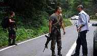 Maçka'da Çatışma: 1 Polis Yaralı