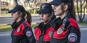 Kadın Polislere Başörtüsü Artık Serbest