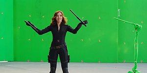 Captain America: Civil War'un Eğlenceli Kamera Arkası Görüntüleri