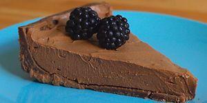 Çikolata ile Yaşanan Aşkta Bu Hafta: Pişmeyen Çikolatalı Cheesecake Nasıl Yapılır?