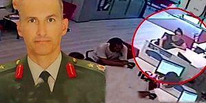 Noter Katibi, Darbeci General Semih Terzi'nin Eşini Bıçakla Kovalamış