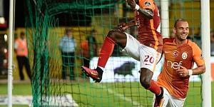 Aslan 2'de 2 Yaptı | Akhisar Belediyespor 1-3 Galatasaray