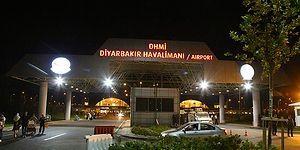 Diyarbakır Havalimanı'na Roketli Saldırı