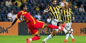 6 Gollü Maçta Kazanan Çıkmadı | Fenerbahçe 3-3 Kayserispor