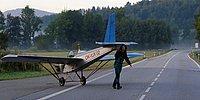 İşe Gitmeden Önce Biraz Daha Uyuyabilmek İçin Kendine Uçak Yapan Adam