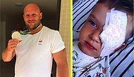 Ayakta Alkışladık! 3 Yaşındaki Çocuğun Kanser Tedavisi İçin Gümüş Madalyasını Satan Rio Atleti