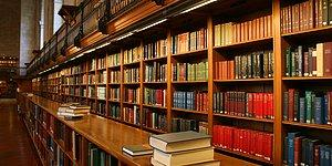 Kütüphaneden Ödünç Aldığı Kitabı 60 Yıl Sonra İade Etti