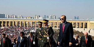 Büyük Zafer'in 94. Yılı: Devlet Erkânından Anıtkabir'e Ziyaret