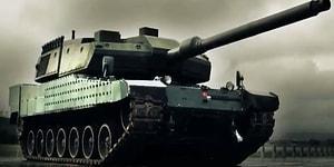 """Milli Tank """"Altay"""" İçin Geri Sayım Başladı!"""