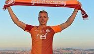 Galatasaray, Sigthorsson'u 1 Yıllığına Kiraladı