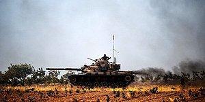 Cerablus'ta Bir Kez Daha Türk Tankı Vuruldu: 3 Asker Yaralı