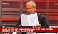 Şamil Tayyar'dan 'Aziz Yıldırım Şike Davasında FETÖ ile Pazarlık Etti' İddiası
