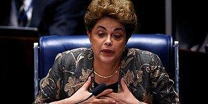 Brezilya Devlet Başkanı Dilma Rousseff Görevden Alındı