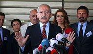 Kılıçdaroğlu'ndan Yargıya 'Ayakta Alkış' Eleştirisi