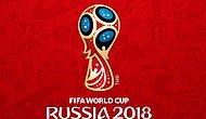 2018 Dünya Kupası İçin Yarış Başlıyor