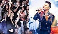 Sen Başkasın, Bambaşkasın: Megastar Tarkan'ın Açıkhava Konseri Ünlü Akınına Uğradı!