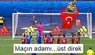 Hırvatistan-Türkiye Maçındaki Etkili Mizahıyla 3 Puanı Cebine Koyan 15 Kişi