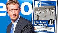 'Napalm Kız' Fotoğrafını Çıplaklık Gerekçesiyle Yasaklayan Facebook'tan Geri Adım